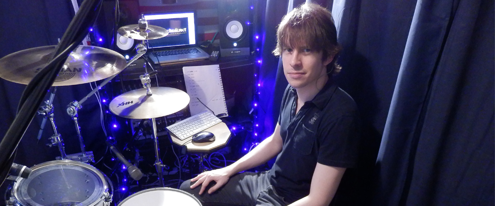 Will Jones Online Session Drummer Drum Tracks Direct