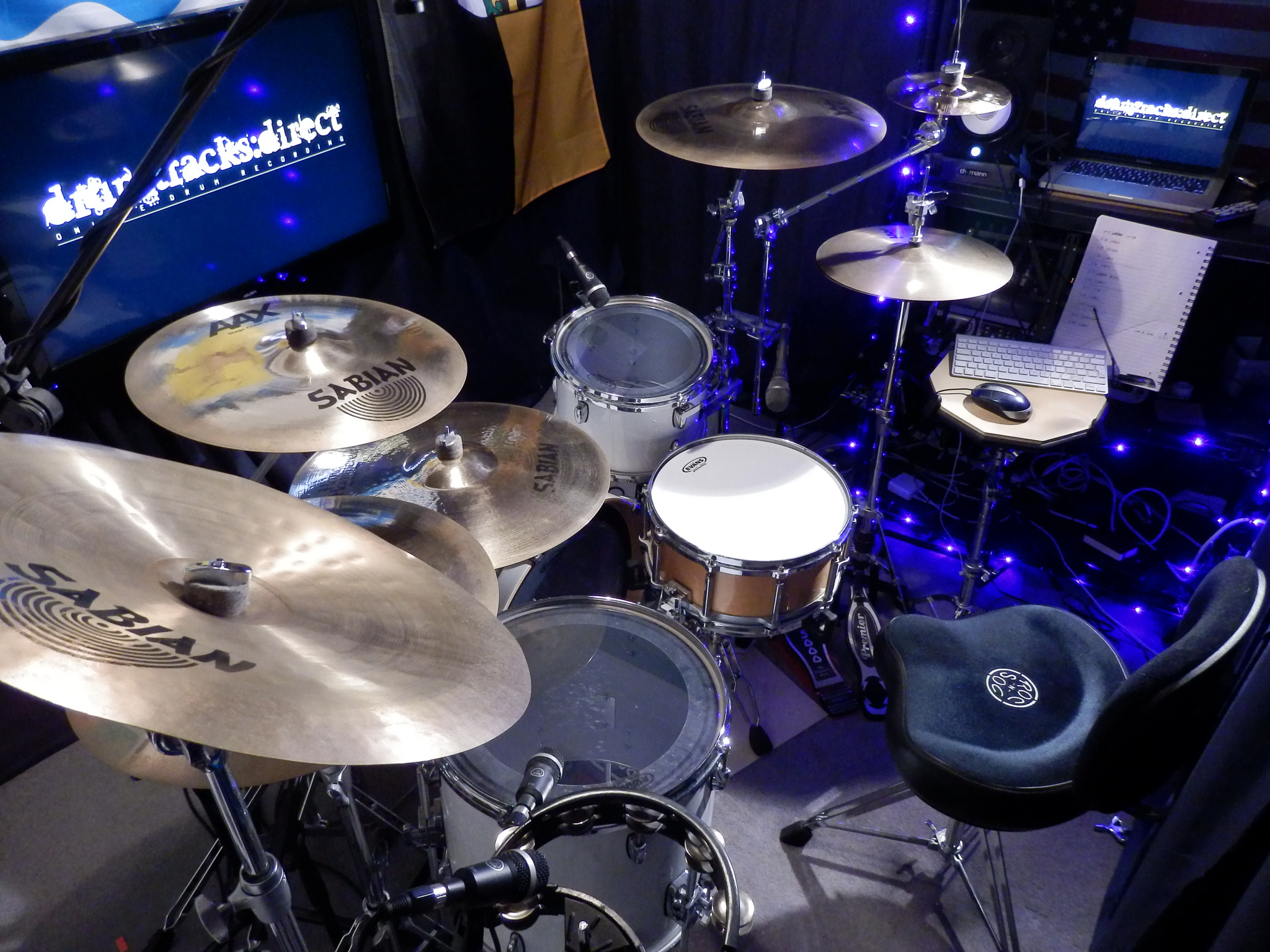 Will Jones Online Session Drummer Drum Tracks Direct Gear